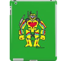 robots in disguise iPad Case/Skin