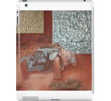 Bentley Old Vintage Painting iPad Case/Skin