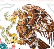 Bandera Surname Mexican Sticker