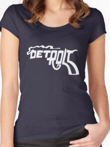Always Sunny - Detroit Women's Fitted Scoop T-Shirt