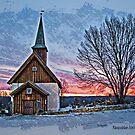 Nesodden kirke by julie08