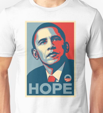 The 44th President of the United States Barrack Obama  Unisex T-Shirt