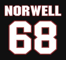 NFL Player Andrew Norwell sixtyeight 68 by imsport