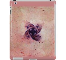 Seal Swirl Photoshop Edit iPad Case/Skin