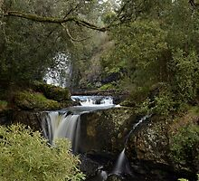 Guide Falls 2 by Karine Radcliffe