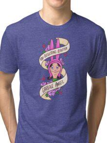 Garbage Angel Louise Tri-blend T-Shirt
