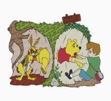 Pooh gets bit T-Shirt