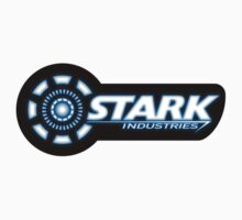 Stark Industries Kids Clothes