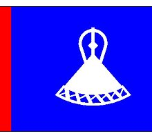 Old Lesotho Flag by kwg2200