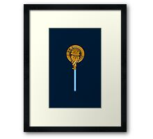 Hand of the Jedi Framed Print