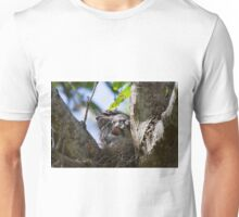 Dad, Feed Me Now Unisex T-Shirt