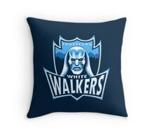 Frostfang White Walkers Throw Pillow