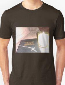 Bible Cross Candle T-Shirt