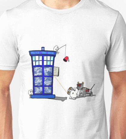 To catch a Doctor Unisex T-Shirt