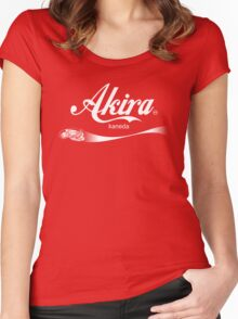 Akira Cola Women's Fitted Scoop T-Shirt