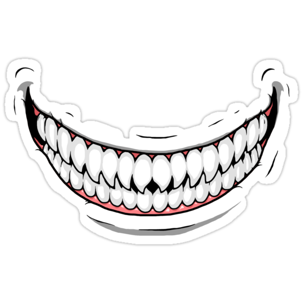 Hungry Smile by R-evolution GFX