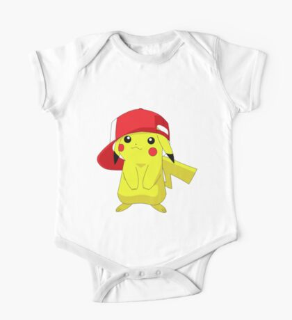 pika One Piece - Short Sleeve