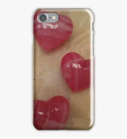 Love at the first sight iPhone Case/Skin