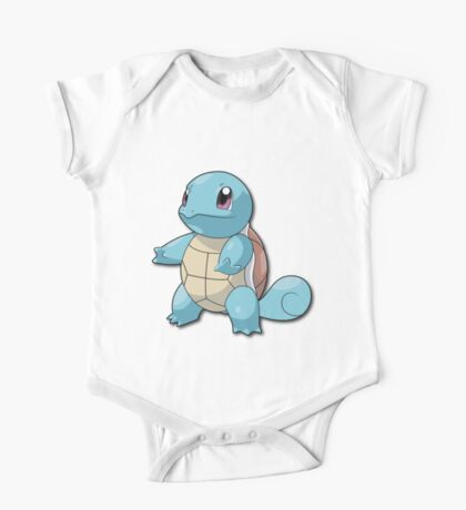 squirtle One Piece - Short Sleeve