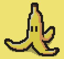 Pixel banana Kids Clothes