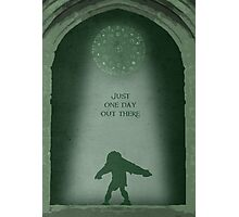 The Hunchback of Notre Dame inspired design (Quasimodo). Photographic Print
