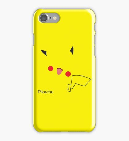 pika 5 iPhone Case/Skin
