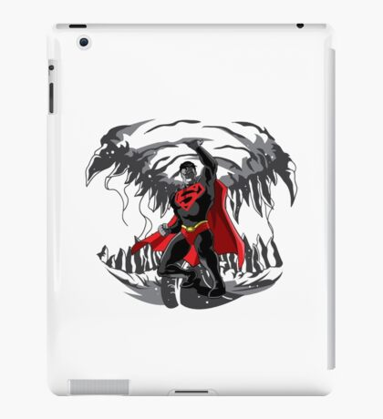 superman iPad Case/Skin