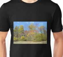 October Trees Unisex T-Shirt