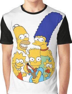 simpsons Graphic T-Shirt
