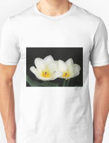 A Pair of White Tulips T-Shirt