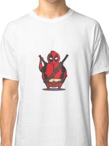 Deadpool Big Classic T-Shirt
