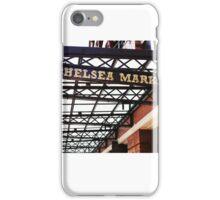 Chelsea Market - New York City iPhone Case/Skin