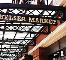 Chelsea Market - New York City by PoppyCarter