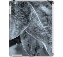 Foliage - B&W iPad Case/Skin