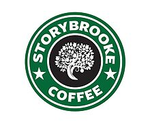 storybrooke coffee by kennypepermans
