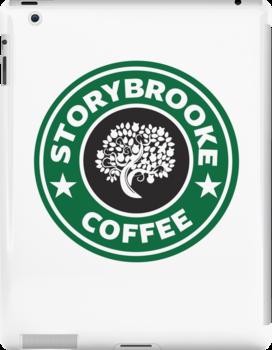 storybrooke coffee by kennypepermans