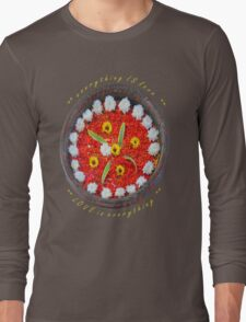 Frangipani flower blossoms Long Sleeve T-Shirt