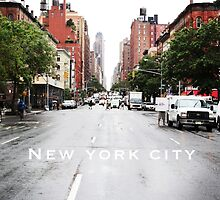 New York City Street by PoppyCarter