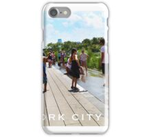 New York City - The High Line 2 iPhone Case/Skin