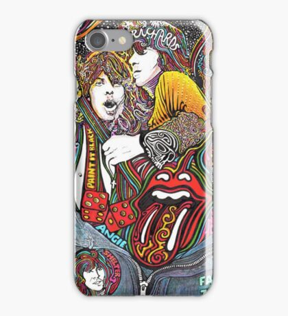 Rolling Stones iPhone Case/Skin