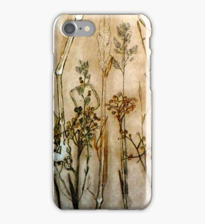 Mornington Peninsuala Grasslands 4 iPhone Case/Skin