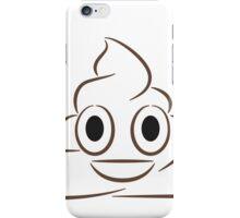 Super Pooper iPhone Case/Skin