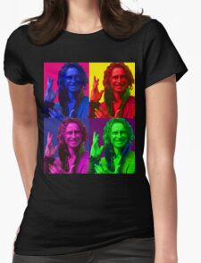 Rumpelstiltskin Pop-Art Womens Fitted T-Shirt