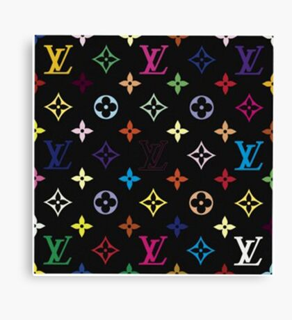 LOUIS VUITTON Canvas Print