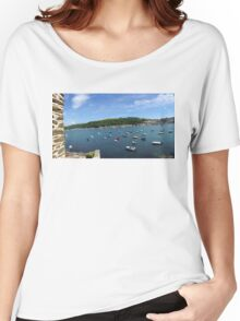 Panorama Scenery Women's Relaxed Fit T-Shirt