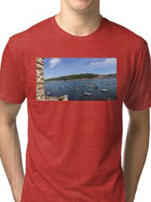 Panorama Scenery Tri-blend T-Shirt