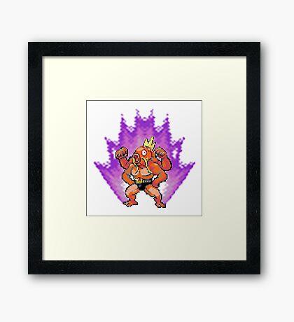 Mega Magikarp Framed Print