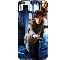 Action figures of Doctor Hoodie / T-Shirt iPhone Case/Skin
