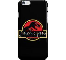 Jurassic Perk iPhone Case/Skin