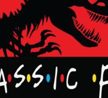 Jurassic Perk Sticker